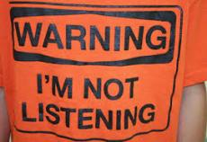 The Nonexistent Listener