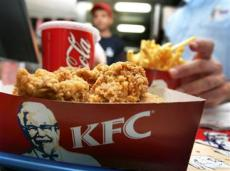 Contentment : Powered by memories and Kentucky Fried Chicken