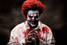 Darkness of Nicky the Clown