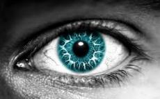 Eyes like Armageddon