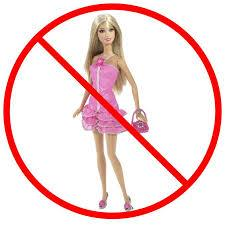 Barbie is fake, Beauty is real