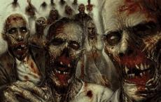 A NIGHT WITH ZOMBIES