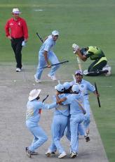 India-Pakistan Final!