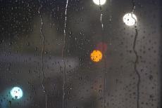 The Rain Knocks On My Window