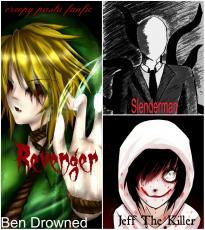 Revenger(creepy pasta fanfic)