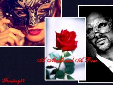 A Mask and A Rose