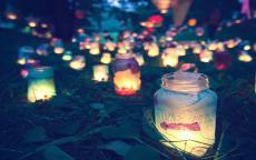 A Sparkling Night