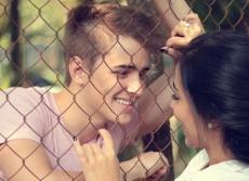 Even This Fence Can't Keep Us Apart