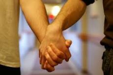 Take my hand, friend