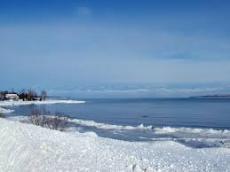 On The Winter Beach