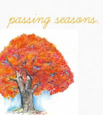 passing seasons.