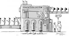 A change in Education  (India)