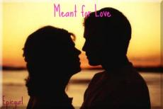 Meant for Love