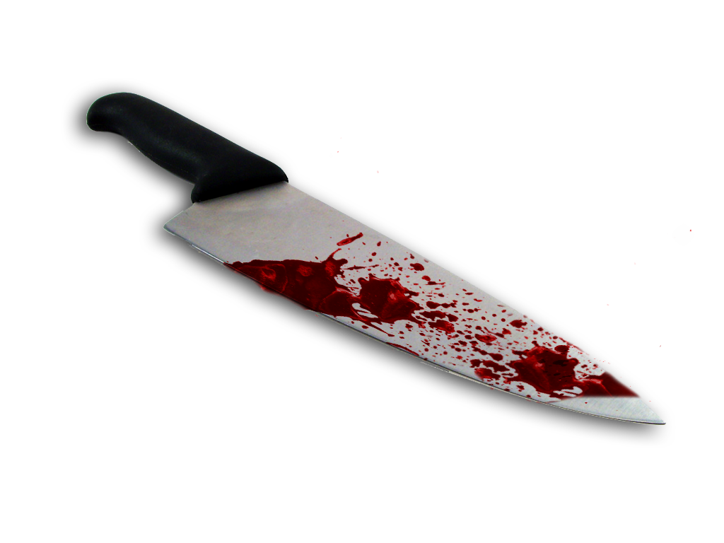 knife drawing with blood - HD 1024×768