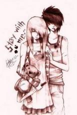 Hateful harm, Loving Leah
