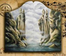 Basalt Pillars of the West - Sickyx666