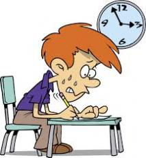 Three Hours in An Examination Hall