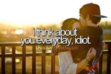 Dear, I hate you..