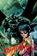 BATMAN AND ROBIN: INITIATION