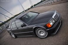 The Mighty Mercedes benz 190e