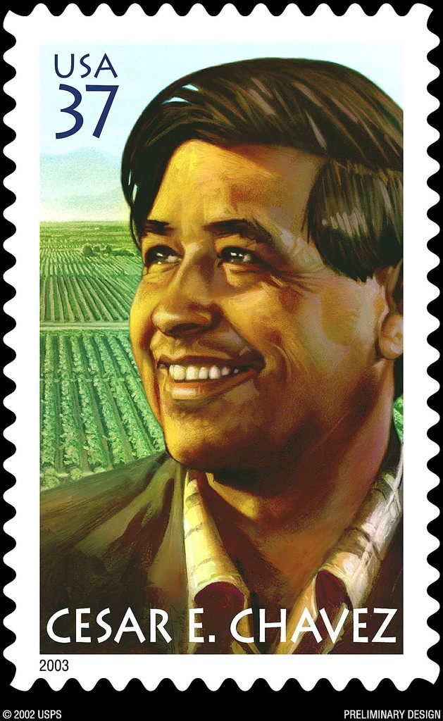 the life and times of cesar chavez