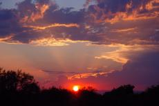 When all the Sunrises felt like Sunsets