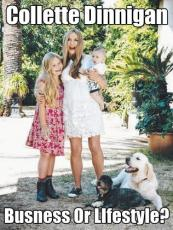 Business Or Lifestyle? 'Life Cycles' And The Career of Collette Dinnigan