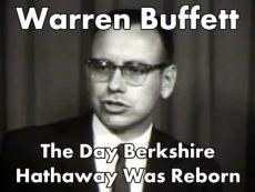 The Day Berkshire Hathaway Was Reborn
