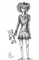 DERANGED GIRL