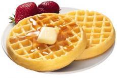 I Want My Waffles!