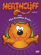 HEATHCLIFF COMIC COLLECTION ---THE FIRST BOOKSIE WEB COMIC STRIPS EVER