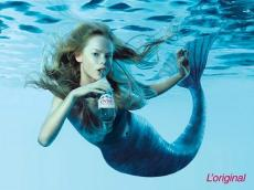 A tale about a beautiful mermaid by tigerluvur1000 and I