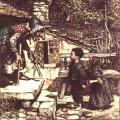 Hansel and Gretel - the Grimm Brothers version