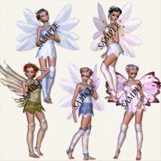 The Fairies Arrive