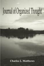 Journal Of Organized Thought