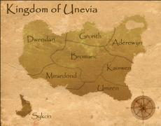 Unevia, the white pocketwatch