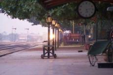 Wondrous Beauty of Islamabad Railway Station