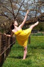 The Deaf Ballerina