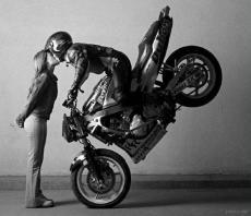 The Biker & I