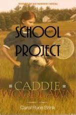 Caddie Woodlawn: All Grown Up