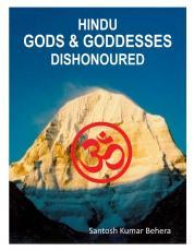 Hindu Gods and Goddesses Dishonoured