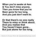 Long gone...