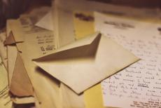 The Letter via Love Journey after the Marriage 1965 - 1990.