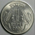 The journey of a one rupee coin