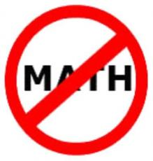 Mathematical Equation of my Frustration