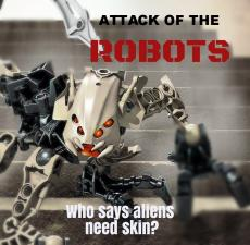 Attack of the Robots! - Part Two