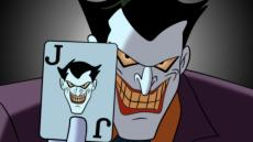 Behind the Joker