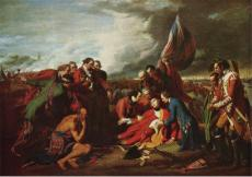 Benjamin West's The Death of General Wolfe: Interpreting The Lamentation