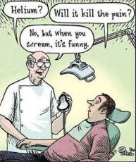 A Just Qualified Dentist........