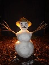 Snowman Tells No Lies